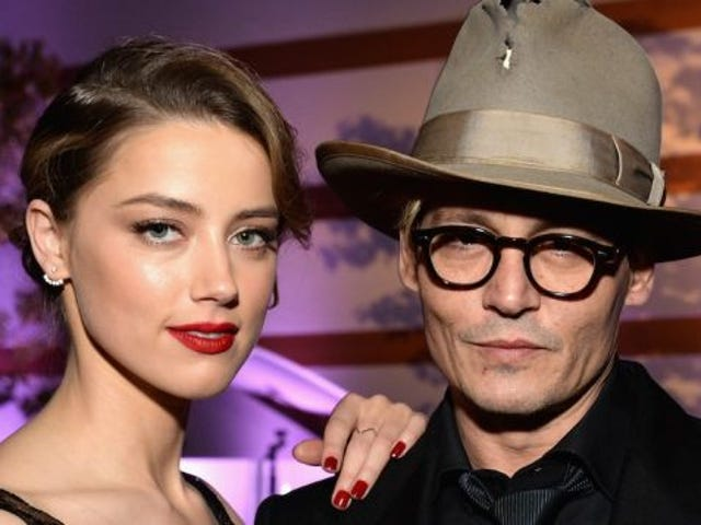 Johnny Depp and Amber Heard Are Getting Married