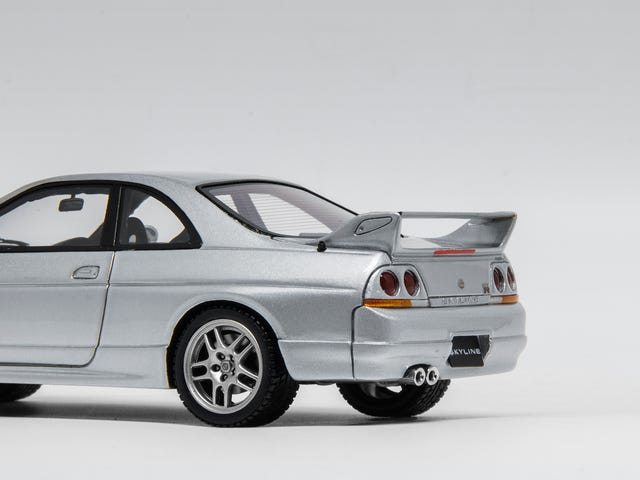 Land of the Rising Sun-Day: BNCR33 Nissan Skyline GTR