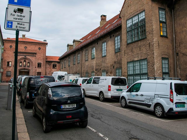 Oslo Only Suffered One Car-Related Death In 2019