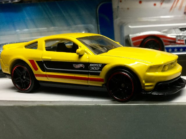 Mystery Models Mustang... And other cool things