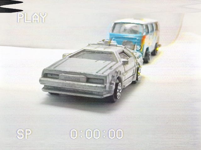 VHS vs Blu Ray/digital