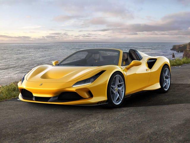 2020 Ferrari F8 Spider: Ini Adalah Ia