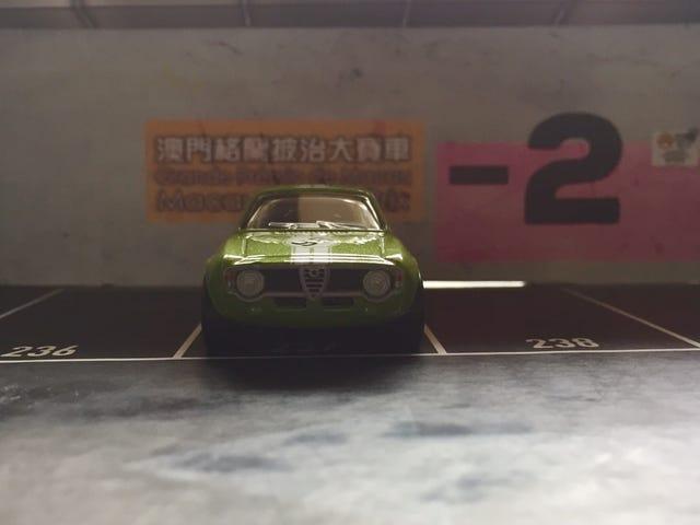 Parked Alfa