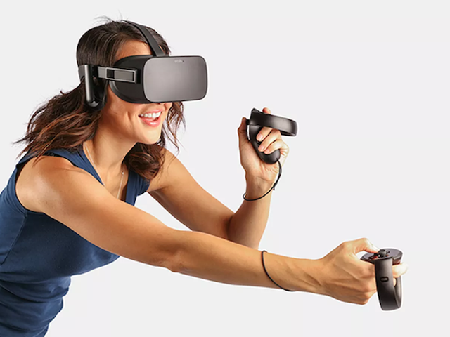 Can Facebook Fix VR's Most Frustrating Problems in One Fell Swoop?