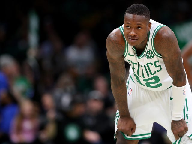 """Terry Rozier, After Celebrating Becoming A Knick, Upon Offer To Not Play For The Knicks: """"We Gonna Have To Take That One"""""""