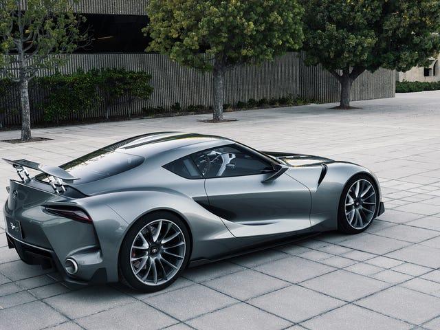 Le mystère BMW-Toyota Supra sera construit par la compagnie autrichienne de voitures fantômes: rapport