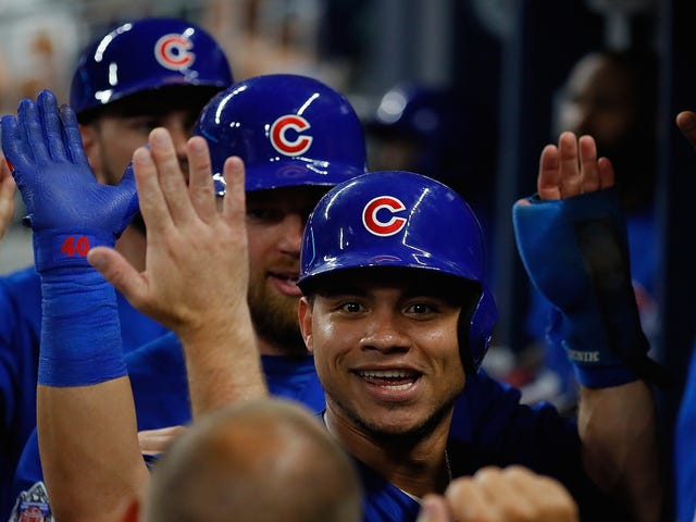 The Cubs' New Team Celebration Is Lame As Hell