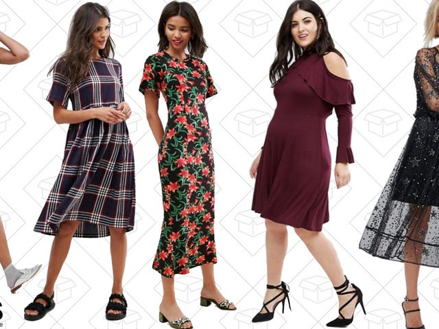 Get Your Holiday Party Dress For 25% Off at ASOS