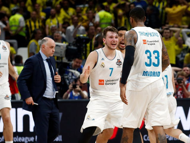 Luka Doncic Wraps Historic Season With EuroLeague Title, MVP, And Final Four MVP