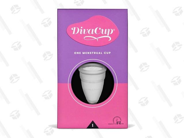 The DivaCup Is Down to It's Lowest Price Ever