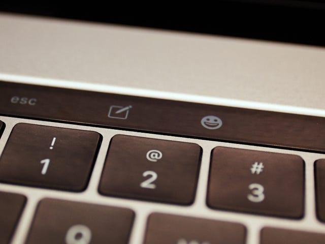 立即修复你的新MacBook键盘
