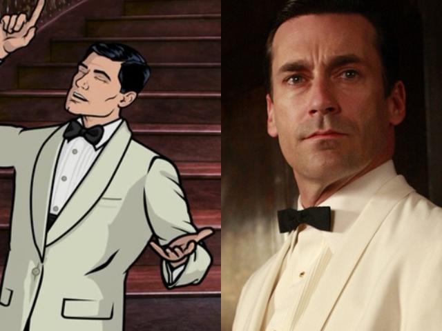 Οι Δημιουργοί του Archer μπορούν να κάνουν μια ταινία ζωντανής δράσης και θέλουν τον Jon Hamm να αστέρι