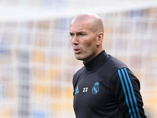 Real Madrid Manager Zinedine Zidane Abruptly Resigns Days After Winning The Champions League