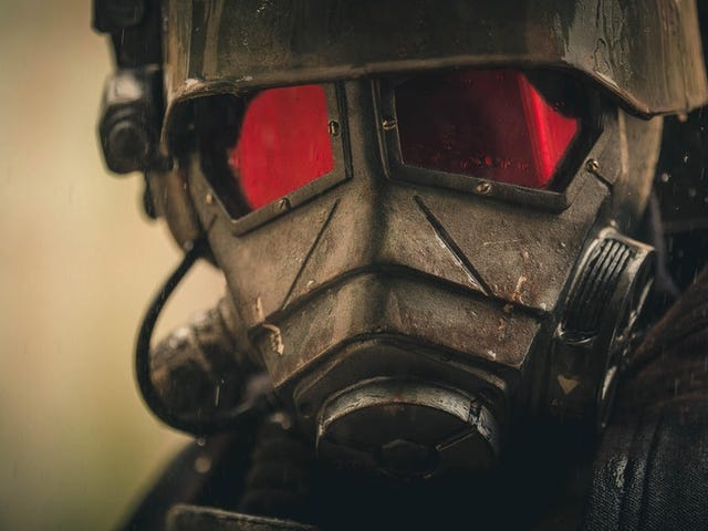 Fallout cosplay by cosplay_scp048, photo by booker_stx