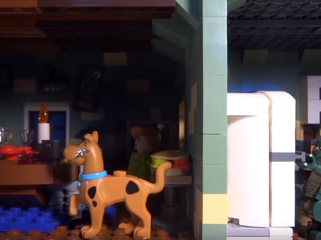 Denne lego-kunstner skabte Ultimate Horror Movie Haunted House