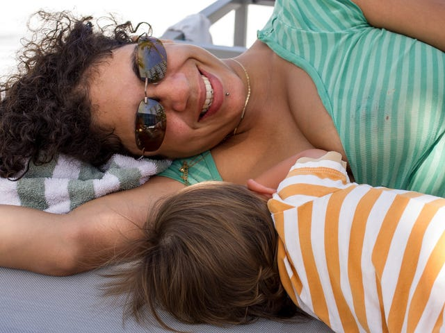 Part-Time Breastfeeding Is a Totally Valid Option