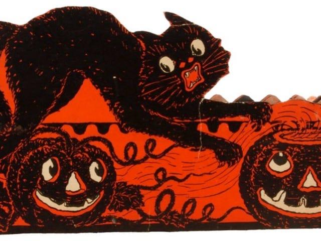 La historia de Halloween moderno, como se ve a través de sus decoraciones