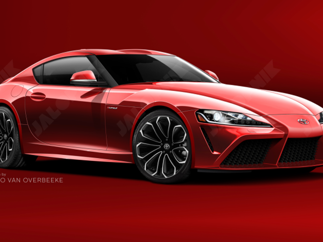 The New Toyota Supra Will Finally Debut At The Geneva Motor Show: Report