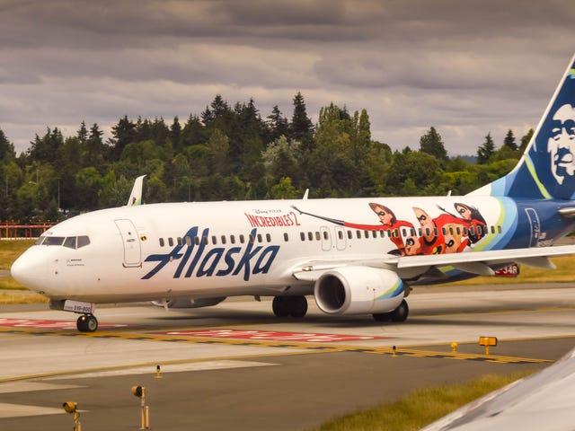 Du kan fortfarande använda Alaska Miles för att boka på American Airlines