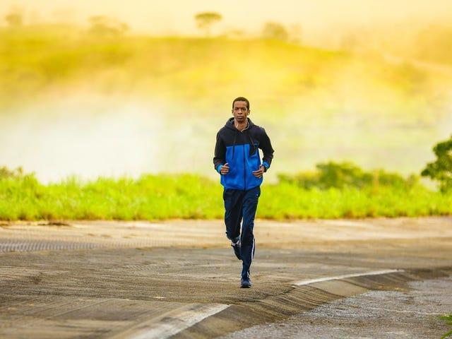 Minggu Ini, Tantang Diri Anda Dengan Lari Tempo
