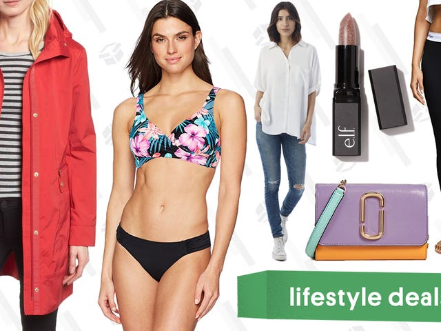 Wednesday's Best Lifestyle Deals: Nordstrom, Amazon Swimwear, Alternative Apparel, and More