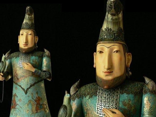 Gulya Alekseyeva's dolls
