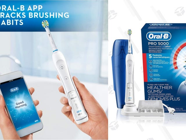 Stack Two Discounts To Get One of Our Readers' Favorite Toothbrushes For $55