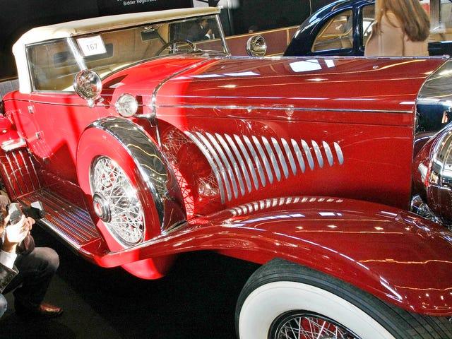 El ascenso y la caída de Duesenberg, el auto de carreras más lujoso de Estados Unidos