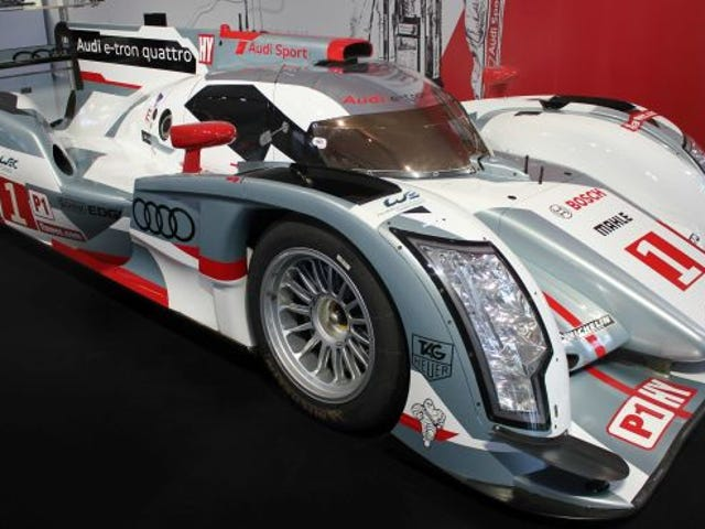 Is Anyone Going To LeMans 2015?
