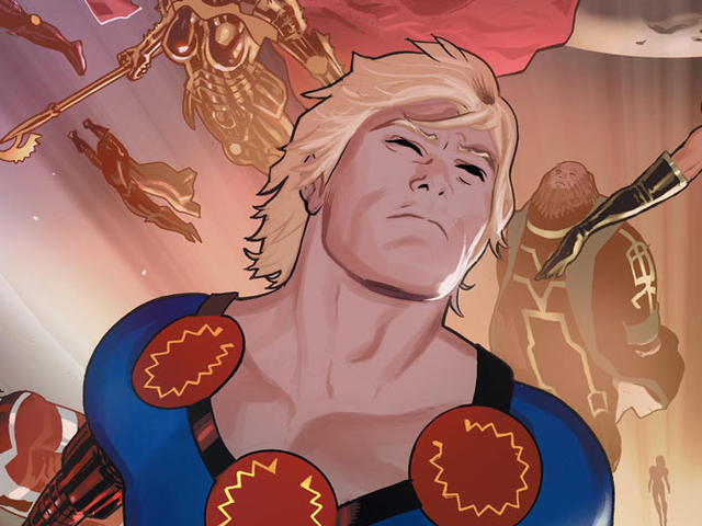 En <i>Eternals </i> Movie kan vara Marvels bästa skott på <i>Inhumans</i> borde ha varit