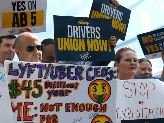 Uber đến California: Làm cho chúng tôi
