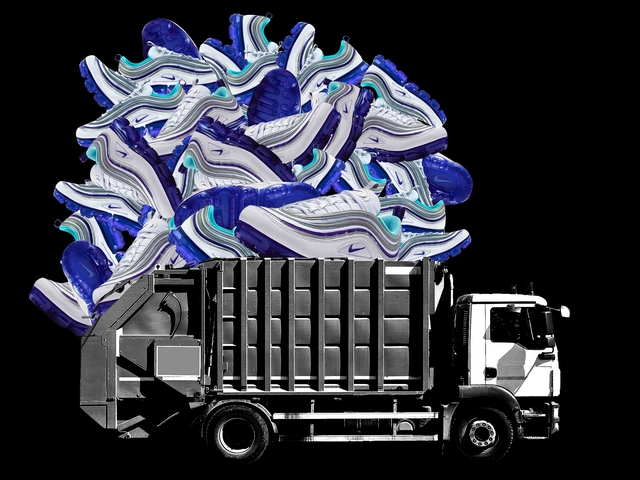 I Did Not Buy 6,500 Pairs Of Nikes To Send To The Dump, But Thousands Of Idiots Think I Did