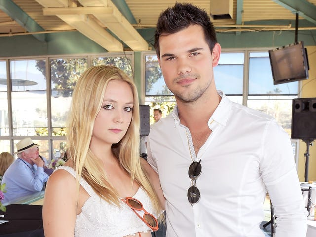 Did You Know Billie Lourd and Taylor Lautner Are Dating?
