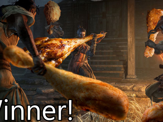 'Shop konkurrence: National Fried Chicken Day, vindere!