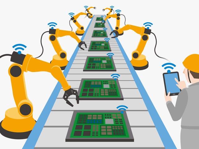 La rivolta dei robot sul posto di lavoro è già iniziata?