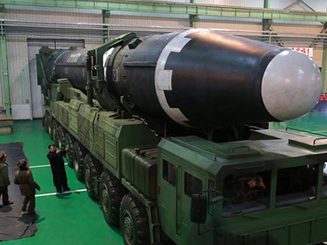 El nuevo misil nuclear de Corea del Norte es tan grande quepodríaponer enórbitasus propias naves tripuladas