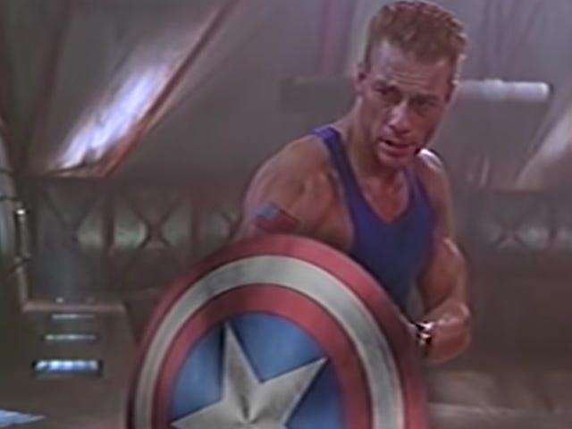Vel, nå vet vi hva The Avengers kan ha sett ut om det ble gjort på 90-tallet