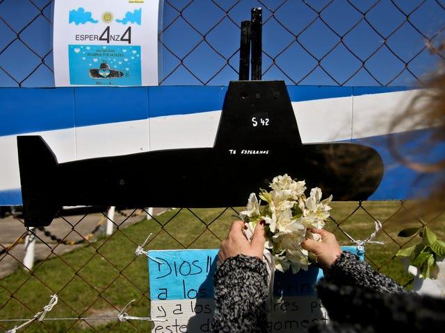 Por qué no se puede rescatar el submarino ARA San Juan del fondo del océano
