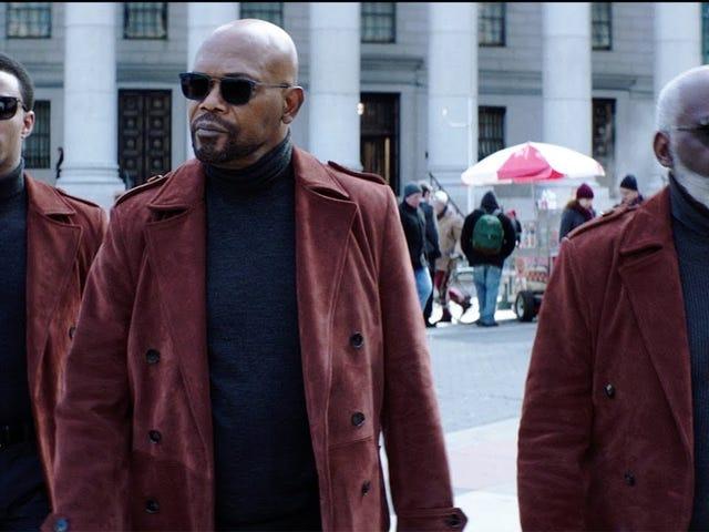 3 sukupolvea <i>Shaft</i> Are Premiering American Black Film Festival.  Aion olla siellä?  Olet pirun oikeassa