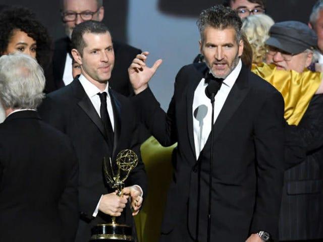 Skaperne av Game of Thrones signerer en kontrakt på flere millioner dollar med Netflix