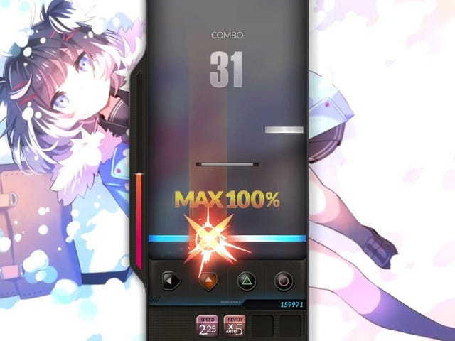 Welcome Back To The West, DJMax