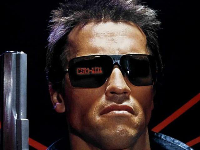 Arnold Schwarzenegger comparte una pieza fantástica del storyboard del primer Terminator de los años 80