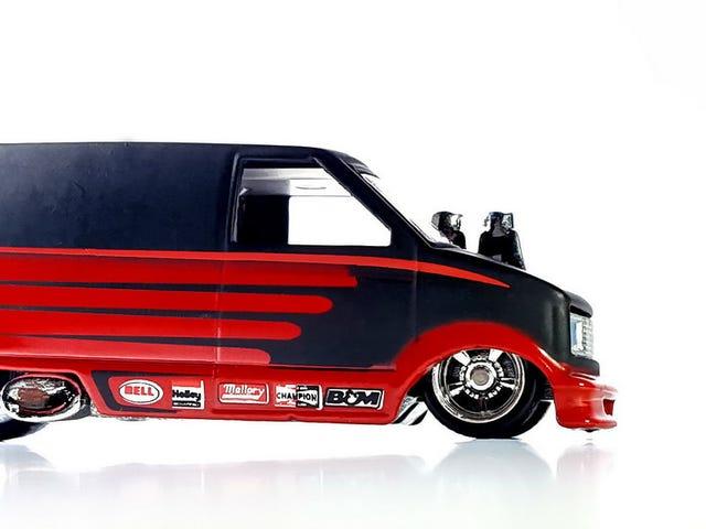 An Astro Van