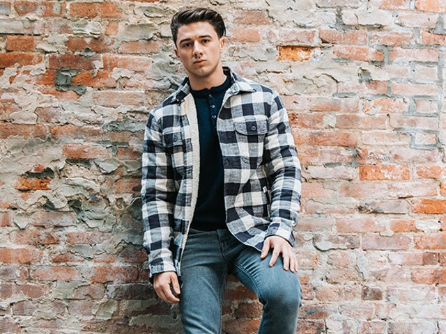 Save 65% Off Jachs Site-wide Including Chinos, Flannels, Sweaters, & More