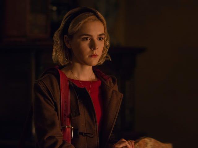 Sabrina kommer tillbaka för ännu mer Chilling Adventures nästa månad