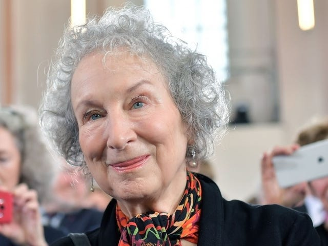 Margaret Atwood Is Not Making Money Off the Rights to The Handmaid's Tale
