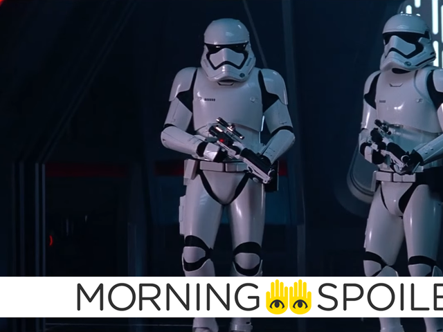 The Latest Rumor About aStar Wars:Episode VIIICameo Might Just Be the Silliest Yet