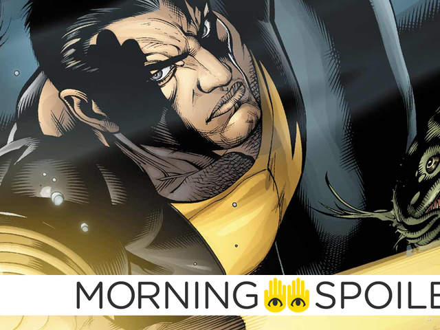 Surprising Rumors About Which Movie DC's Black Adam Could Show Up in First