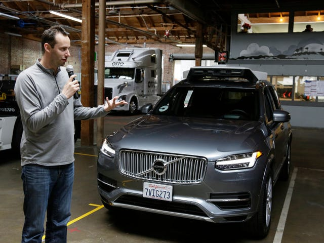Google Finally Comes Out And Alleges The Self-Driving Tech Theft Case Was Orchestrated by Uber