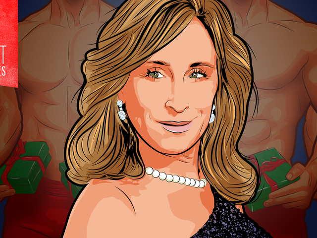 Luxurious Gifts for the Elegant, Highly Sexual (and Possibly Bankrupt) Sonja Morgan in Your Life